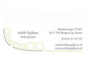 Orthodontist Judith Spijkers Bergen op Zoom